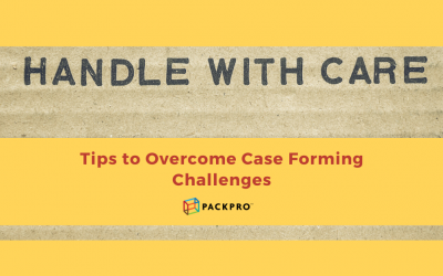 Case Forming Challenges and How to Overcome Them