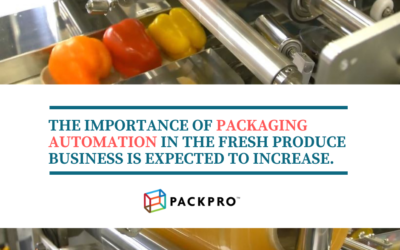 Why Fresh Produce Packaging Automation?
