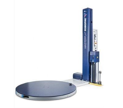 Masterplat-Semi-Automatic-Pallet-Stretch-Wrapper-Robopac