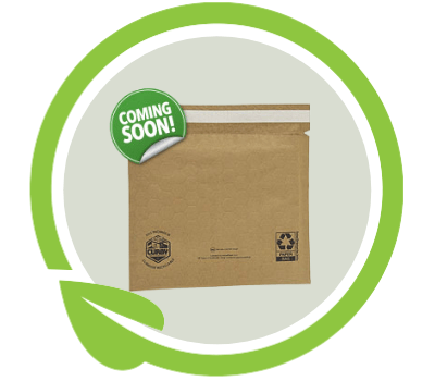 Curby Mailer - Recyclable Mailer for E-Commerce Use